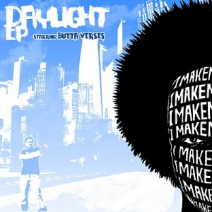 Cover artwork for Daylight EP