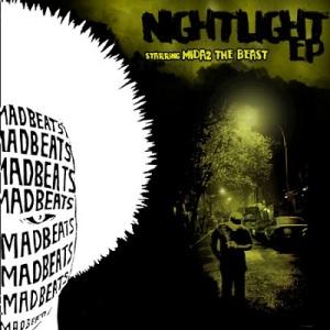 Cover artwork for Nightlight EP